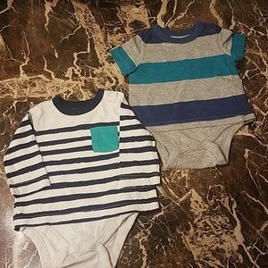 Baby Gap boys shirts